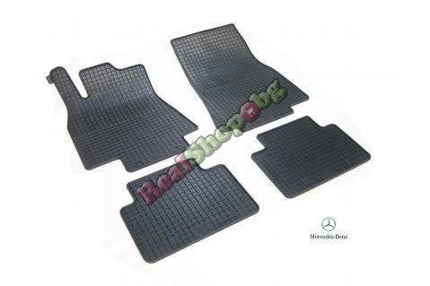 Гумени стелки Petex за Mercedes A-Class W169 (2004-2012)
