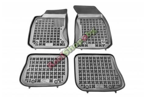Гумени стелки Rezaw-Plast  за AUDI A4 B5 (1995-2001) - тип леген