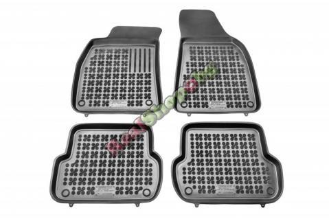 Гумени стелки Rezaw-Plast за Audi A4 B6 (2000-2007) - тип леген