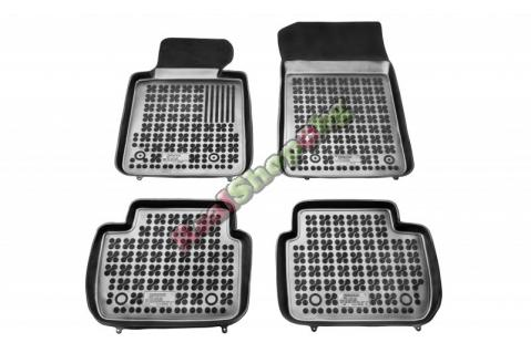 Гумени стелки Rezaw-Plast за BMW 3 Серия E90/ E91 (2012+) - тип леген
