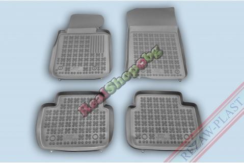 Гумени стелки Rezaw-Plast за BMW 3 Серия E90/E91 (2012+) - тип леген - Сиви