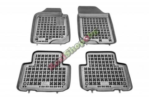 Гумени стелки Rezaw-Plast за Kia Carens (2006-2013) - тип леген