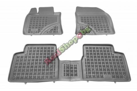 Гумени стелки Rezaw-Plast за Toyota Avensis (2009+) - тип леген