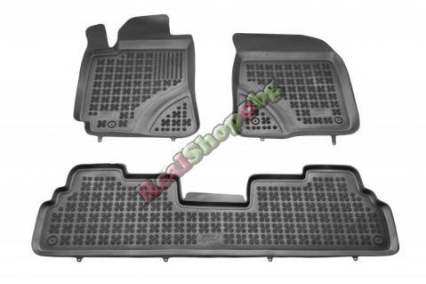 Гумени стелки Rezaw-Plast за Toyota Corolla Verso (2004-2009) - тип леген