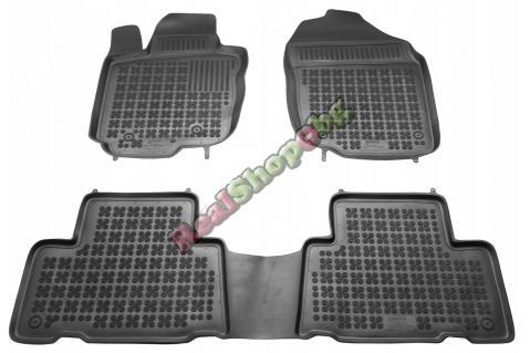 Гумени стелки Rezaw-Plast за Toyota Rav 4 (2006-2012) - тип леген - for American version