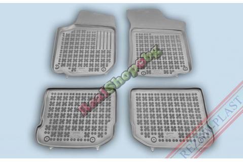 Гумени стелки Rezaw-Plast за Volkswagen Golf 4 (1997-2006) - тип леген - Сиви