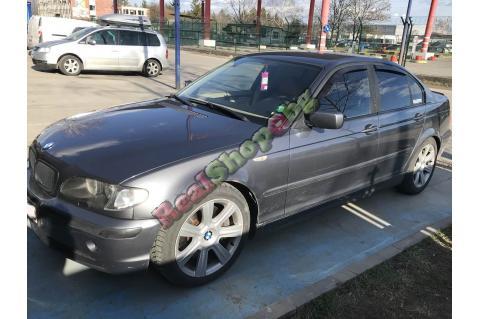 Ветробрани HEKO за BMW 3 Серия E46 (1998-2006) - Sedan
