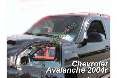 Ветробрани HEKO за Chevrolet Avalanche (2002-2006) - Предни