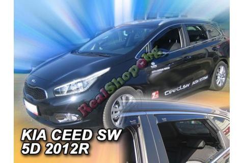 Ветробрани HEKO за Kia Ceed (2012+) - SW
