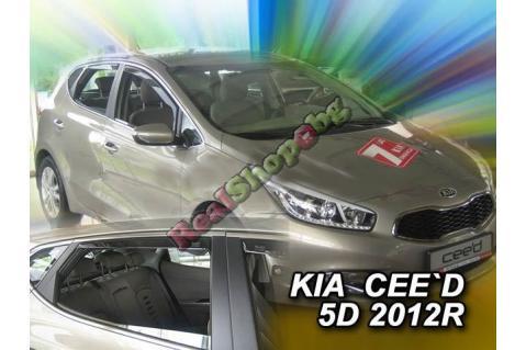 Ветробрани HEKO за Kia Ceed HB (2012+)