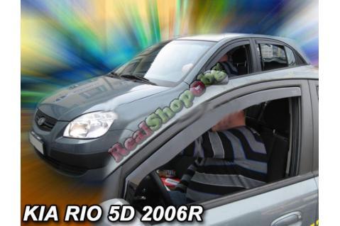 Ветробрани HEKO за Kia Rio (2005-2011)