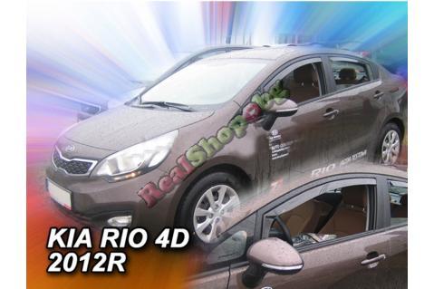Ветробрани HEKO за Kia Rio (2011-2017)