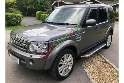 Ветробрани HEKO за Land Rover Discovery (2009-2016)