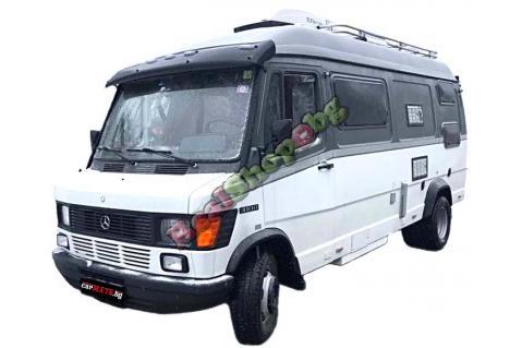 Ветробрани HEKO за Mercedes 207-410 BUS