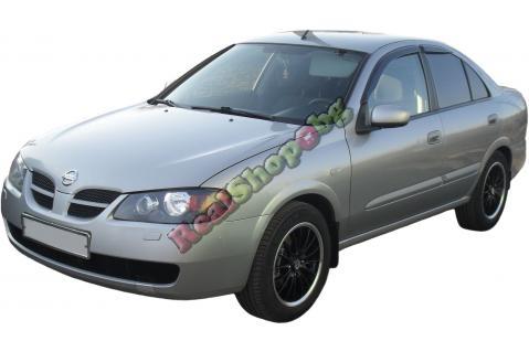 Ветробрани HEKO за Nissan Almera N16 (2000-2006) - 5D - Лепящи
