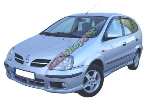 Ветробрани HEKO за Nissan Almera Tino (2000-2006)