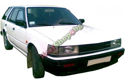 Ветробрани HEKO за Nissan Bluebird U11 (1980-1990) - Предни