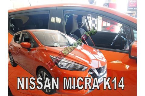 Ветробрани HEKO за Nissan Micra (2017+) - 5D