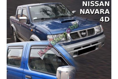 Ветробрани HEKO за Nissan Navara (2001+)