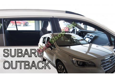 Ветробрани HEKO за Subaru Outback (2014+)